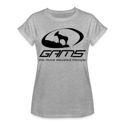 GAM5 - Frauen Oversize T-Shirt