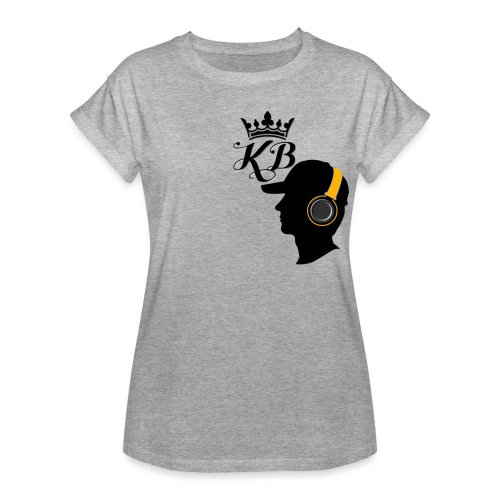 headphones - Women's Oversize T-Shirt