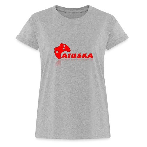 Atuska - Naisten oversized-t-paita
