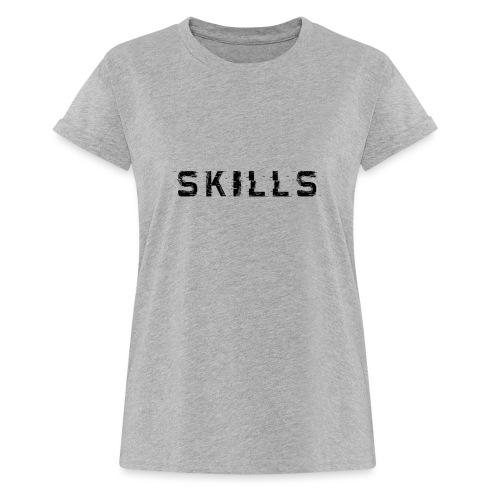 skills cloth - Maglietta ampia da donna