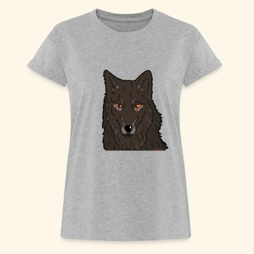 HikingMantis - Dame oversize T-shirt