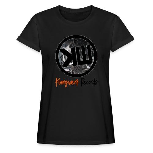 KW076 Eye-Xpress - Women's Oversize T-Shirt