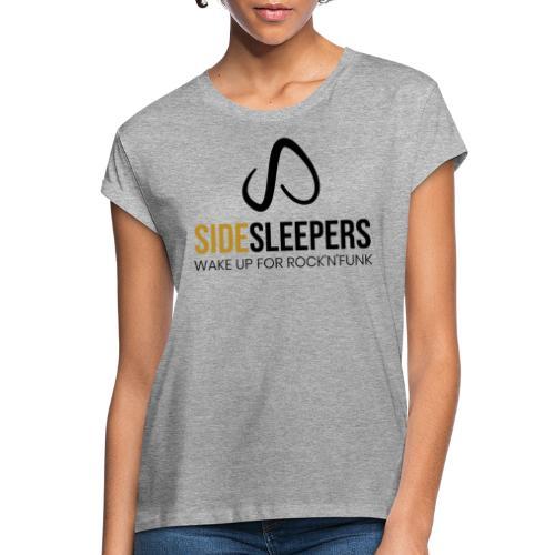 Sidesleepers - Frauen Oversize T-Shirt