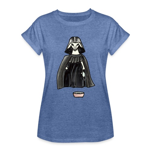 Darth Albert - Oversize-T-shirt dam