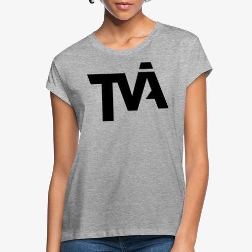 TVÅHUNDRA - Oversize-T-shirt dam