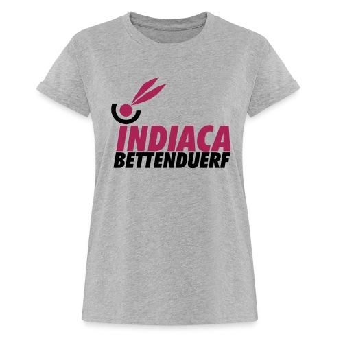 bettendorf - Frauen Oversize T-Shirt