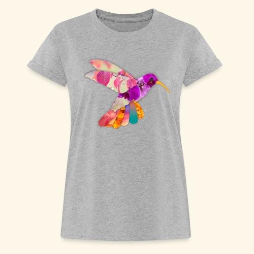 Colibri - Camiseta holgada de mujer