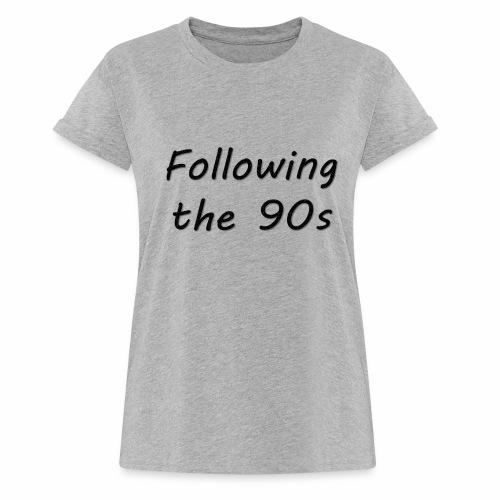 Dos 90 - Camiseta holgada de mujer