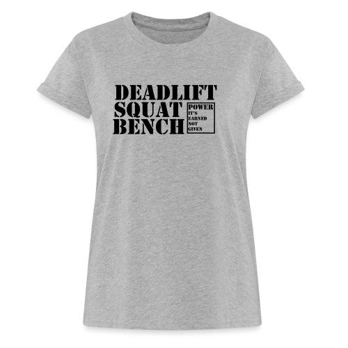 The Big 3 - Women's Oversize T-Shirt