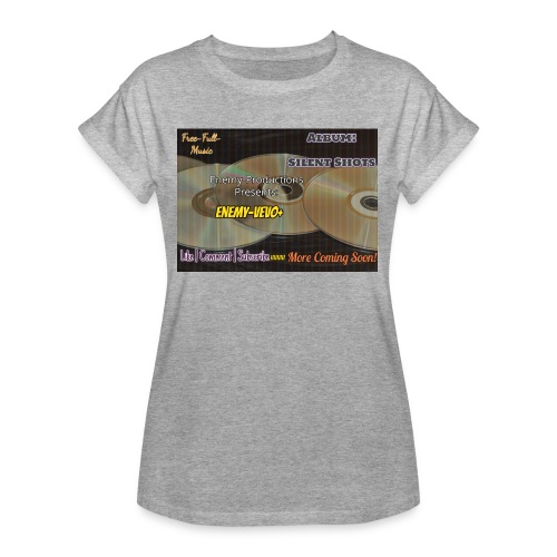 Enemy_Vevo_Picture - Women's Oversize T-Shirt