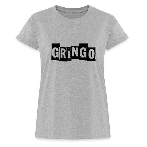 Cartel Gangster pablo gringo mexico tshirt - Women's Oversize T-Shirt