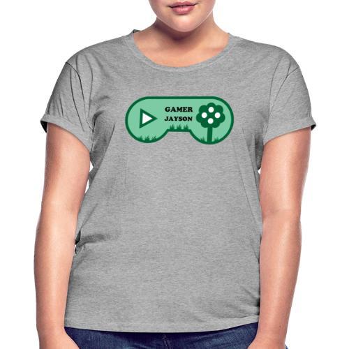Joueur Jayson - T-shirt oversize Femme