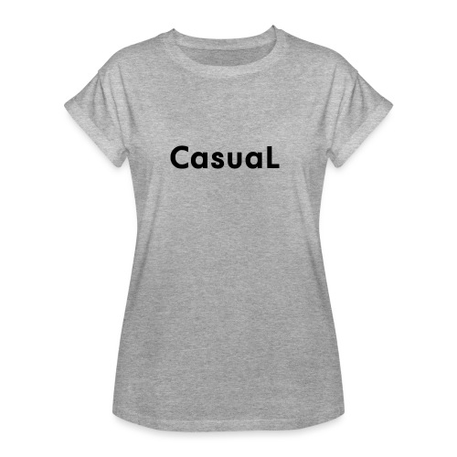 casual - Women's Oversize T-Shirt