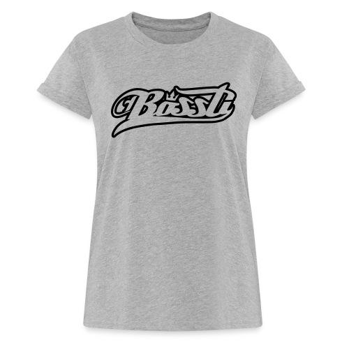 Bossti Hoodie - Frauen Oversize T-Shirt