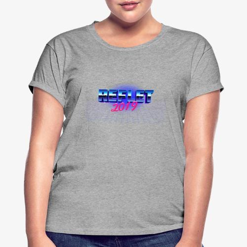 Reflet Vintage - T-shirt oversize Femme