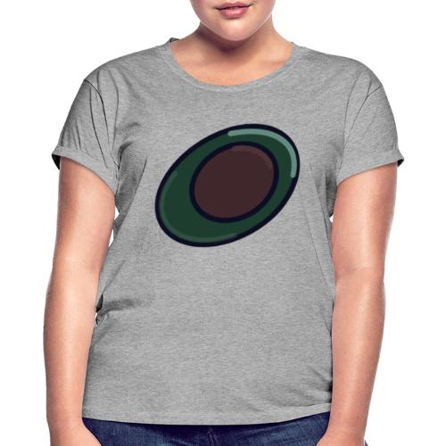 AVOCA-DON'T WORRY, BE HAPPY - Oversize-T-shirt dam