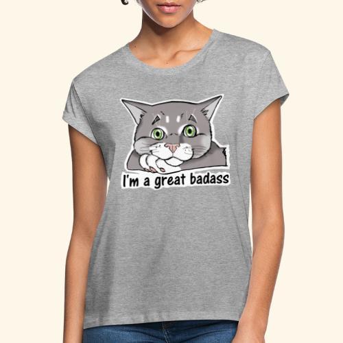 Nice Dogs CATS - Maglietta ampia da donna