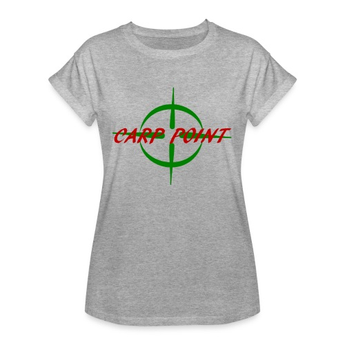 Carp Point - Frauen Oversize T-Shirt