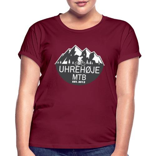 UhreHøje MTB - Dame oversize T-shirt