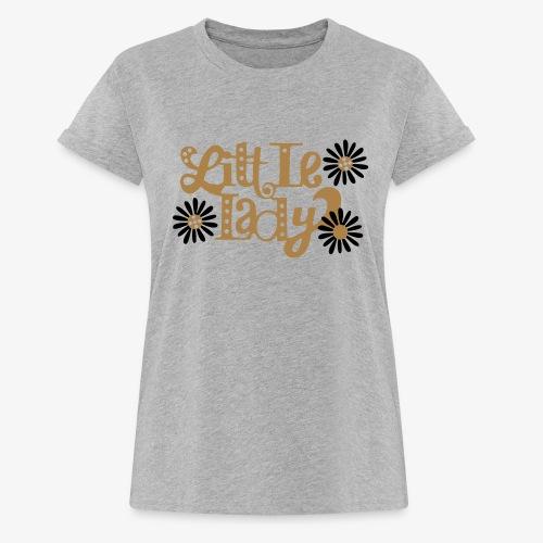 large_little-lady - T-shirt oversize Femme