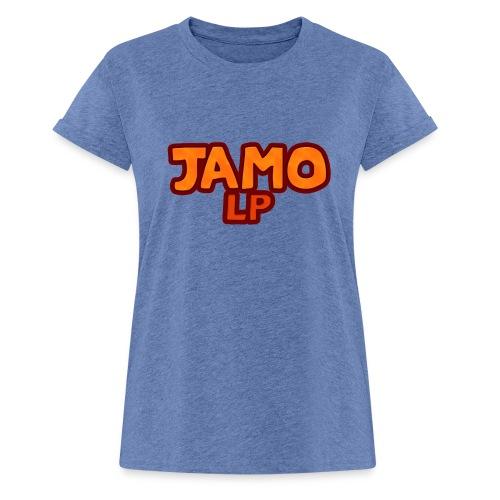 JAMOLP Logo T-shirt - Dame oversize T-shirt