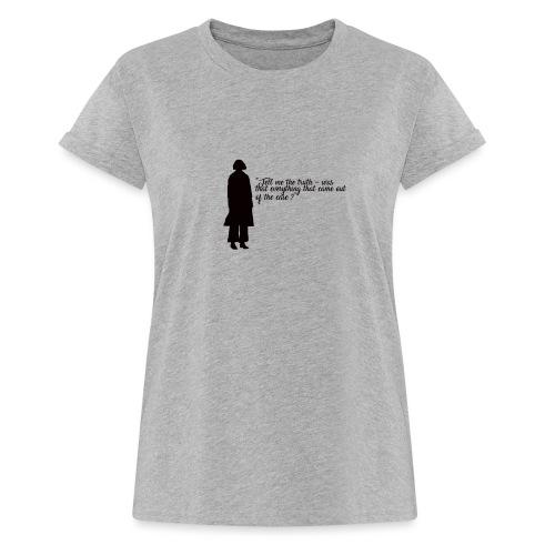 Porpentina (Tina) - T-shirt oversize Femme