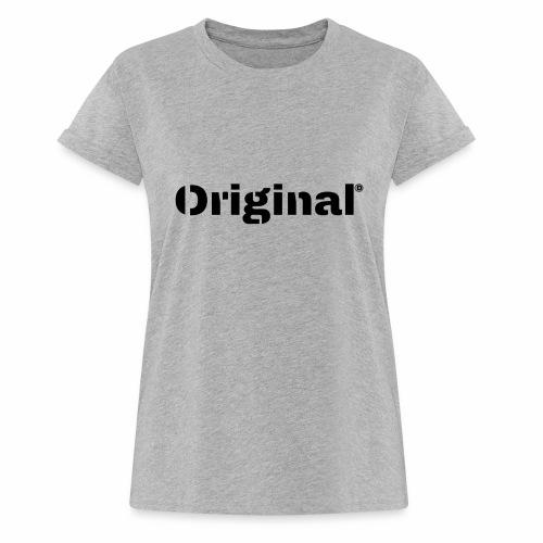 Original, by 4everDanu - Frauen Oversize T-Shirt