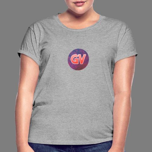 GV 2.0 - Vrouwen oversize T-shirt