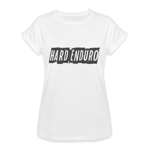 Hard Enduro - Women's Oversize T-Shirt