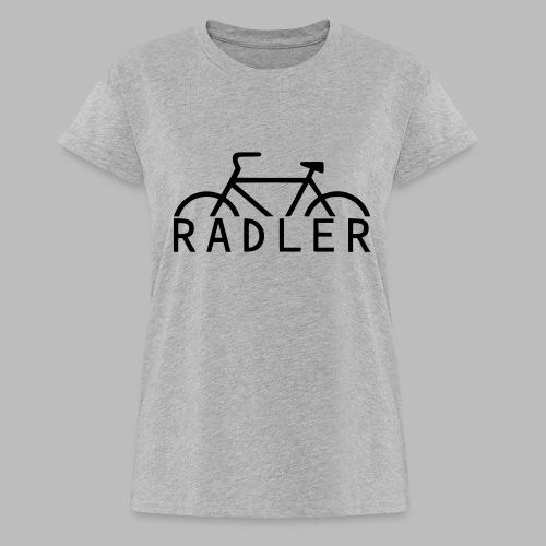 RADLER - Frauen Oversize T-Shirt