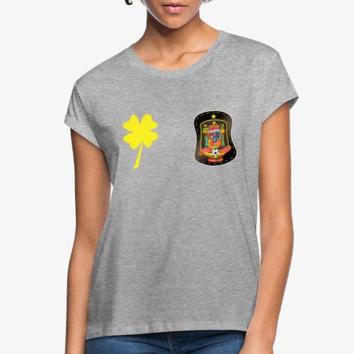 Trébol de la suerte CEsp - Camiseta holgada de mujer
