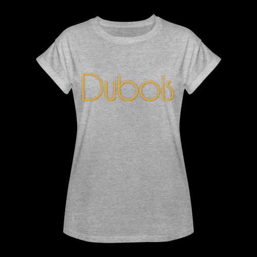 Dubois - Vrouwen oversize T-shirt