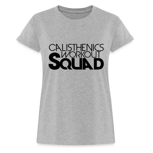 CWS Logo - Frauen Oversize T-Shirt