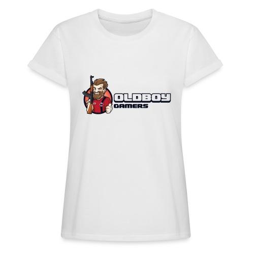 Oldboy Gamers Fanshirt - Oversize T-skjorte for kvinner