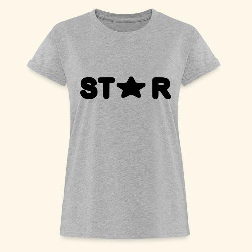Star of Stars - Women's Oversize T-Shirt