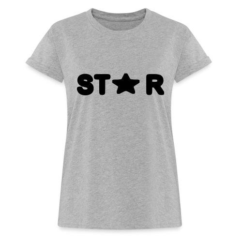 i see a star - Women's Oversize T-Shirt