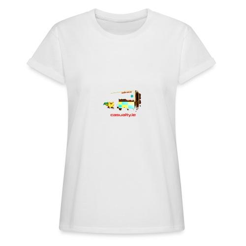 maerch print ambulance - Women's Oversize T-Shirt