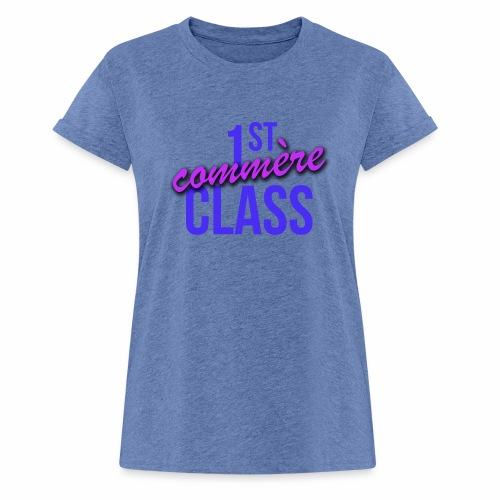 First Commère Class - T-shirt oversize Femme