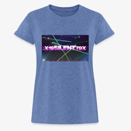 EB8BB481 5B11 483D 8DCD EDE72DF36DFD - Women's Oversize T-Shirt