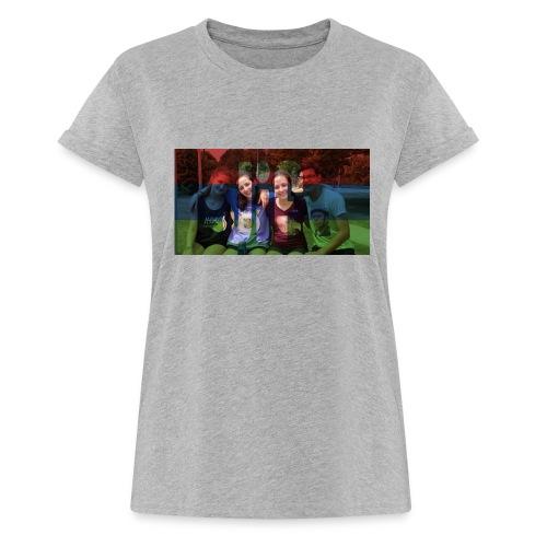 PV-Bike Trip Propaganda - Frauen Oversize T-Shirt