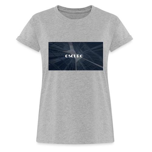 COPERTINA ALBUM OSCURO - Maglietta ampia da donna