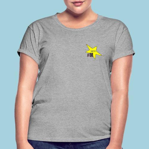MCN Stern - Frauen Oversize T-Shirt