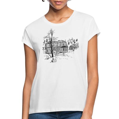 Countryside - Women's Oversize T-Shirt