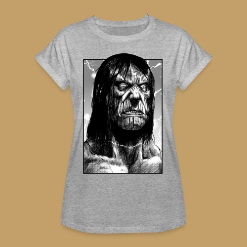 Frankenstein's Monster - Koszulka damska oversize
