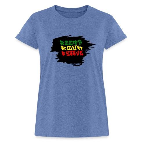 roots rock reggae - T-shirt oversize Femme