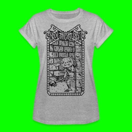Return to the Dungeon - Women's Oversize T-Shirt