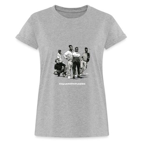 Katch22 - Women's Oversize T-Shirt
