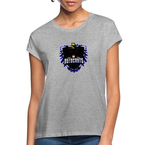 AUTocrats blue - Frauen Oversize T-Shirt