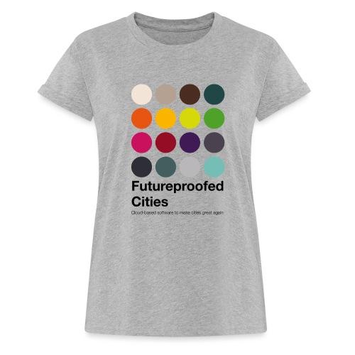 FutureproofedCities - T-shirt oversize Femme