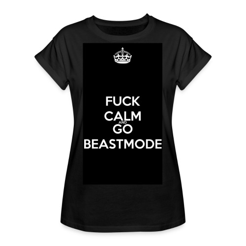 Go Beast-Mode - Women's Oversize T-Shirt